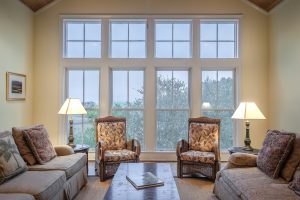 Windows are an important part of a house's comforts